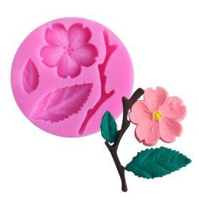 Mini Çiçek Silikon