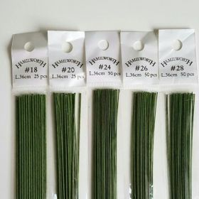 Hamilworth Marka Yeşil Çiçek Teli