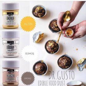 Dr Gusto Metalik Çikolata Boyaları