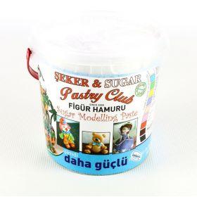 Şeker Sugar Marka Figür Hamuru (Ten Rengi) 1 kg