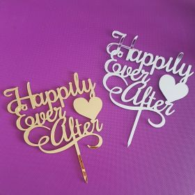 Happily Ever After Pleksi