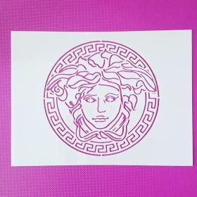 Versace Stencil
