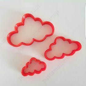 3 parça bulut set