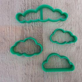 4 Parça Bulut Set