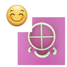 Emoji Kurabiye Kalıp 2