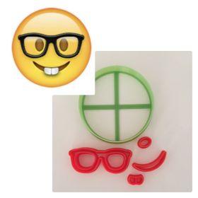 Emoji Kurabiye Kalıp 1