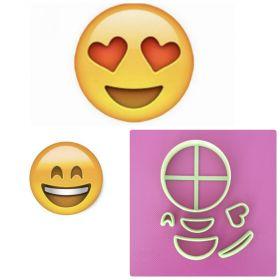 Emoji Kurabiye Kalıbı 5