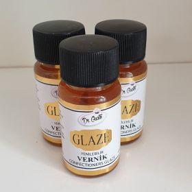 Glaze (Yenilebilir Vernik)