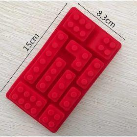 Silikon Lego Kalıp