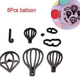 Uçan Balon Patchwork Set