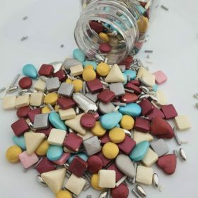 Karışık Renkli Sprinkles 9