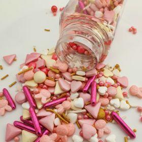 Karışık Renkli Sprinkles 8