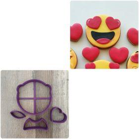 Emoji Kurabiye Kalıbı 10