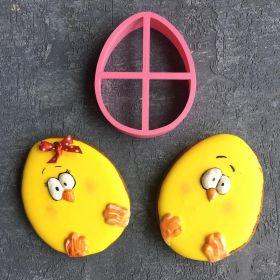 Yumurta Kurabiye Kalıbı