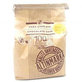 Altınmarka Fildişi (Beyaz Çikolata) 1 KG